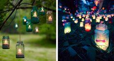 wedding lights/candles