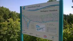 The Waterfront Trail - Hamilton - Burlington