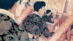 New York-based illustrator Victo Ngai creates captivating illustrations with elaborate narratives Cool Artwork, Digital Art, Louvre, Inspiration, Design, Illustrations, Cool Art, Inspiring Art, Biblical Inspiration