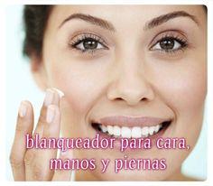 Son muchos los motivos que llevan a las personas a desear blanquear la piel, ¿es tu caso? Apunta este remedio.