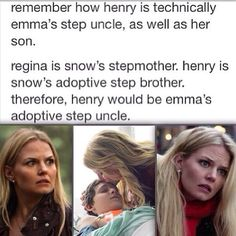OUAT - Can this family tree get anymore complex? Oh yes...