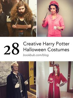 28 'Harry Potter' Halloween Costumes Every Potterhead Needs to See 28 easy DIY Harry Potter Halloween costume ideas. These costumes go beyond the classic Boy-Who-Lived costume.