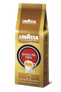 Lavazza Qualita Oro  Whole Bean Coffee, 8.8-Ounce Bags (Pack of 4) - http://www.freeshippingcoffee.com/brands/lavazza/lavazza-qualita-oro-whole-bean-coffee-8-8-ounce-bags-pack-of-4/ - #Lavazza