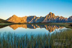 Morgenstimmung am Bergsee by Johannes Netzer on Mountains, Places, Nature, Photos, Travel, Naturaleza, Pictures, Viajes, Destinations