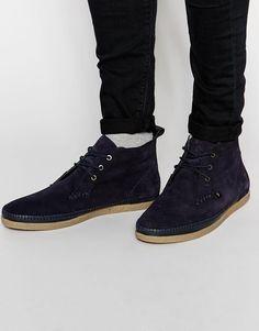 Farah Vintage Chukka Boots http://bit.ly/1LZP3pV