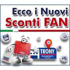 HOME_TRONY_sconti-fan