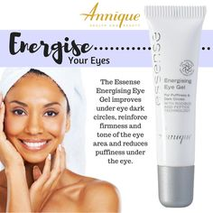 A leader in the South African health and beauty industry, Annique's products contain Rooibos - a trusted and scientifically proven remedy. Annique creates life-changing opportunities every day. Puffy Eyes, Eye Gel, Health And Beauty, Skincare, Beautiful, Products, Skin Care, Beauty Products, Gadget