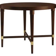 Baker Furniture : Affinity Table - 3657 : Barbara Barry : Browse Products