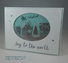 I did another card like this a few weeks back   and thought it would be great for my second card for November card classes.   I love t...
