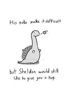 Hug anyone?