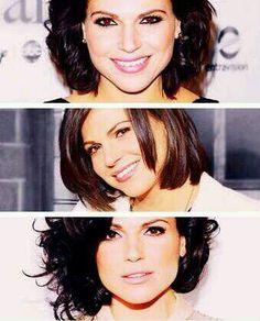 Lana Parrilla she is SO pretty!