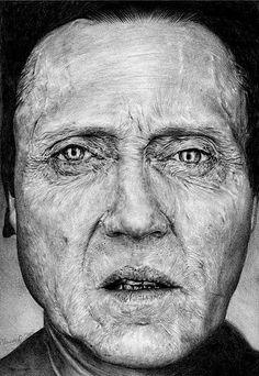 Pencil on Paper Portraits | Abduzeedo Design Inspiration