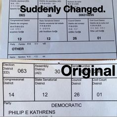 Something Is Definitely Going Seriously Wrong With New York Voter Registrations | U.S. Uncut - 17 Apr 2016