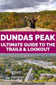 Canada Travel, Travel Usa, Travel Couple, Family Travel, Travel Guides, Travel Tips, Ontario Travel, Hamilton Ontario, Beautiful Waterfalls