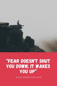 Overcoming fear and worry when it's related to our past trauma. How to move forward with a healthy mindset. Read more about it. . . . #hope #determination #keepgoing