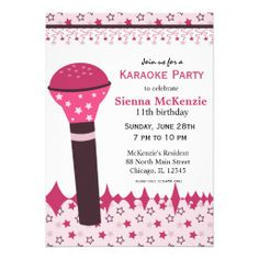 Sold this #karaoke nights invitation to VA. Thanks for you who purchased this