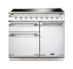 Rangemaster Elise 100 Induction White #Rangemaster