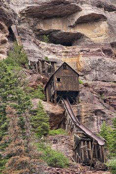 San Juan Mountains, Colorado | Abandoned Mine Photograph by Melany Sarafis