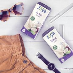 Dream & Joya Bio Kokos Drink 200 ml Coconut, Style, Fashion, Portable Food, Eat Healthy, Food Ideas, Don't Care, Drinking, Products