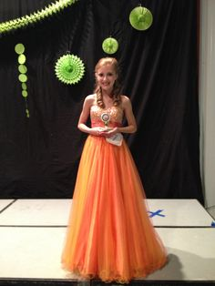 Pageant 2013 second runner up