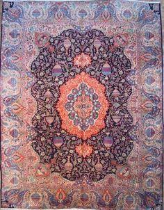 ORIENTAL CARPETS   Kashmir Persian Rugs - Oriental Persian Rug