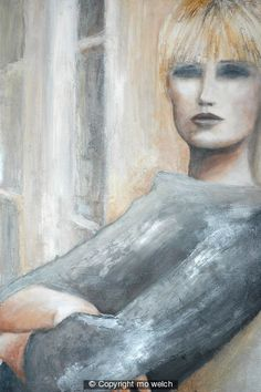 my blue period   - Mo Welch