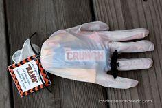 Halloween Hand Gift - Landee See Landee Do