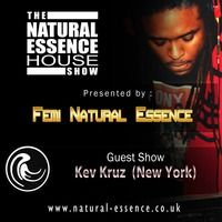 The Natural Essence House Show EP #88 -  Kev Kruz  (New York, USA) by Natural Essence Media™ on SoundCloud