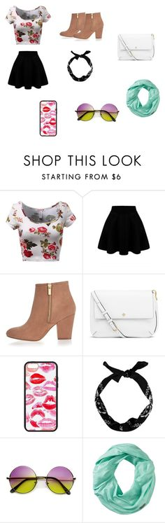 """Summer Outfit"" by jazmine-1222 ❤ liked on Polyvore featuring River Island, Tory Burch, Smartwool, women's clothing, women, female, woman, misses and juniors"