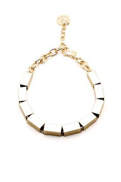 31 Gold Jewelry Pieces to Wear Year-RoundThe Necklace Ben-Amun Gold Metal Slider Necklace, $221; ben-amun.com
