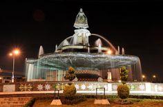Que chula es Puebla!!!!