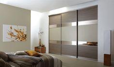 Шкаф-купе в спальне (105 фото): стильная практичность