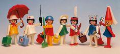 Brinquedos Inesquecíveis - Playmobil | Design Innova