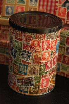 Stamp boxes