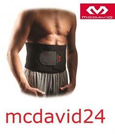 McDavid 491 Pas Odchudzający, Stabilizator pleców