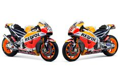 The Repsol Honda squad of Marc Marquez and Dani Pedrosa have pulled off the covers from their 2017 RC213V machines, travelling to Honda's Indonesian Astra factory to show off a largely unchanged machine.