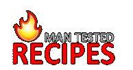 ideas by category & difficulty:  http://mantestedrecipes.com/recipes/appetizers-recipes.aspx?src=mer83