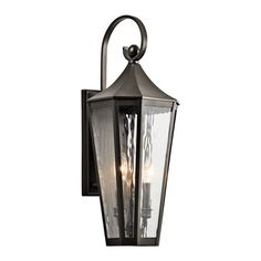 Kichler Lighting 4951 Rochdale 1 Light Outdoor Wall Sconce