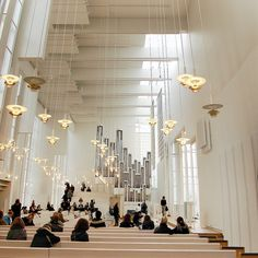 Image result for nordic chapel interior