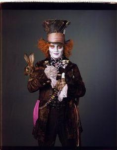 Alice no País das Maravilhas por Tim Burton   Uma maravilha da sétima arte
