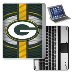 Buy NFL Green Bay Packers Wireless Aluminum Ipad Case from Bed Bath & Beyond
