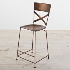 copper counter stool | Jabalpur Counter Stool Copper - Bar & Counter Stools - Dining