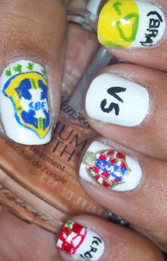 Opening Match Brasil - Croatia World Cup