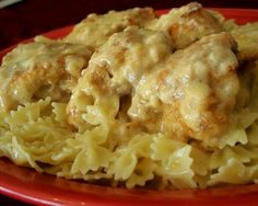 Amish Chicken 