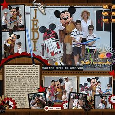 Star Wars Weekends - Page 12 - MouseScrappers.com