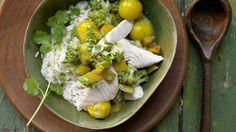 Kochbuch: Eiweißreiche Gerichte mit Fisch | EAT SMARTER