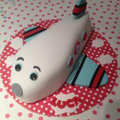 Aeroplane cake, Maya Viñas