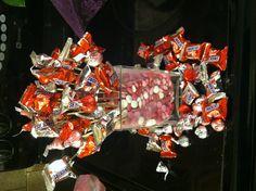 A candy bouquet :)