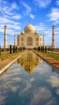 Tal Mahal, Agra, Uttar Pradesh, India