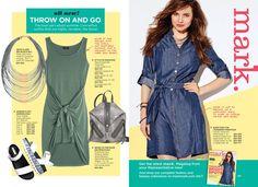 eBrochure   AVON  AVON Fashion  Dresses  Summer